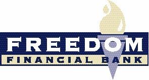 Freedom financial bank logo