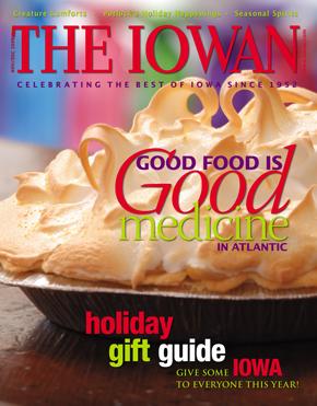 Iowan Cover