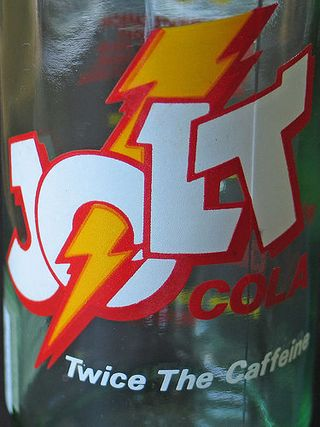 Jolt cola by parl
